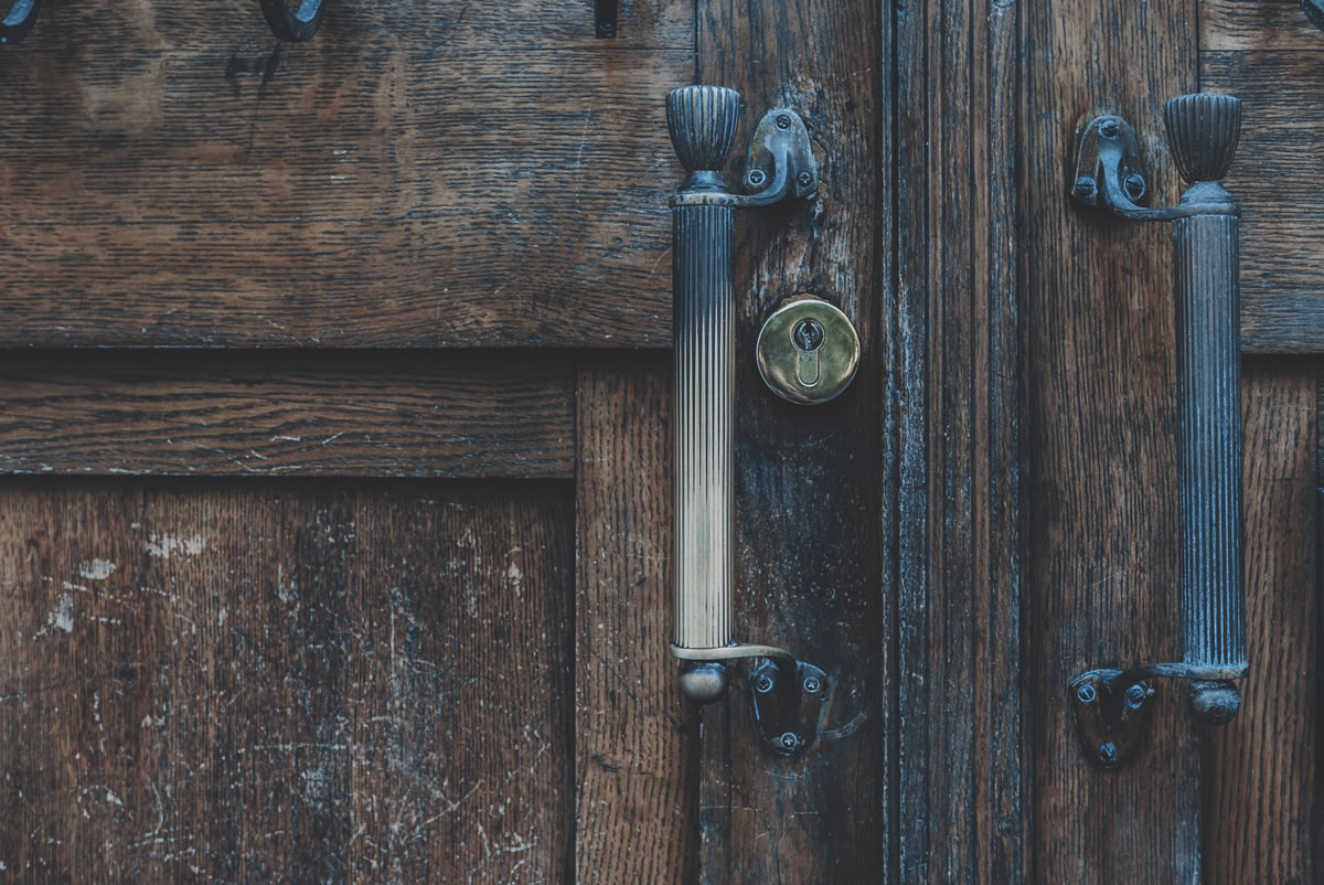 ESTUDO 3: A Porta Estreita E A Porta Larga