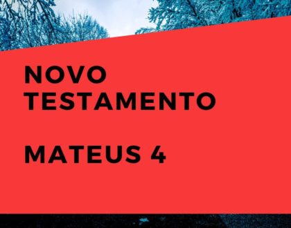 Mateus Capítulo 1